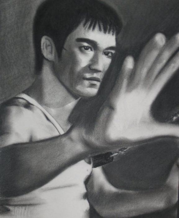 Bruce Lee by KLARTWORK